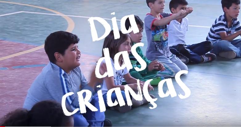 Dia das Crianças 2017 no Projeto Educa