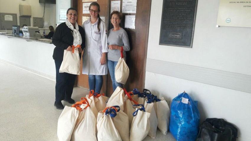 Mães que tiveram filhos na Maternidade Alto Maracanã ganharam enxoval gratuito para os bebês