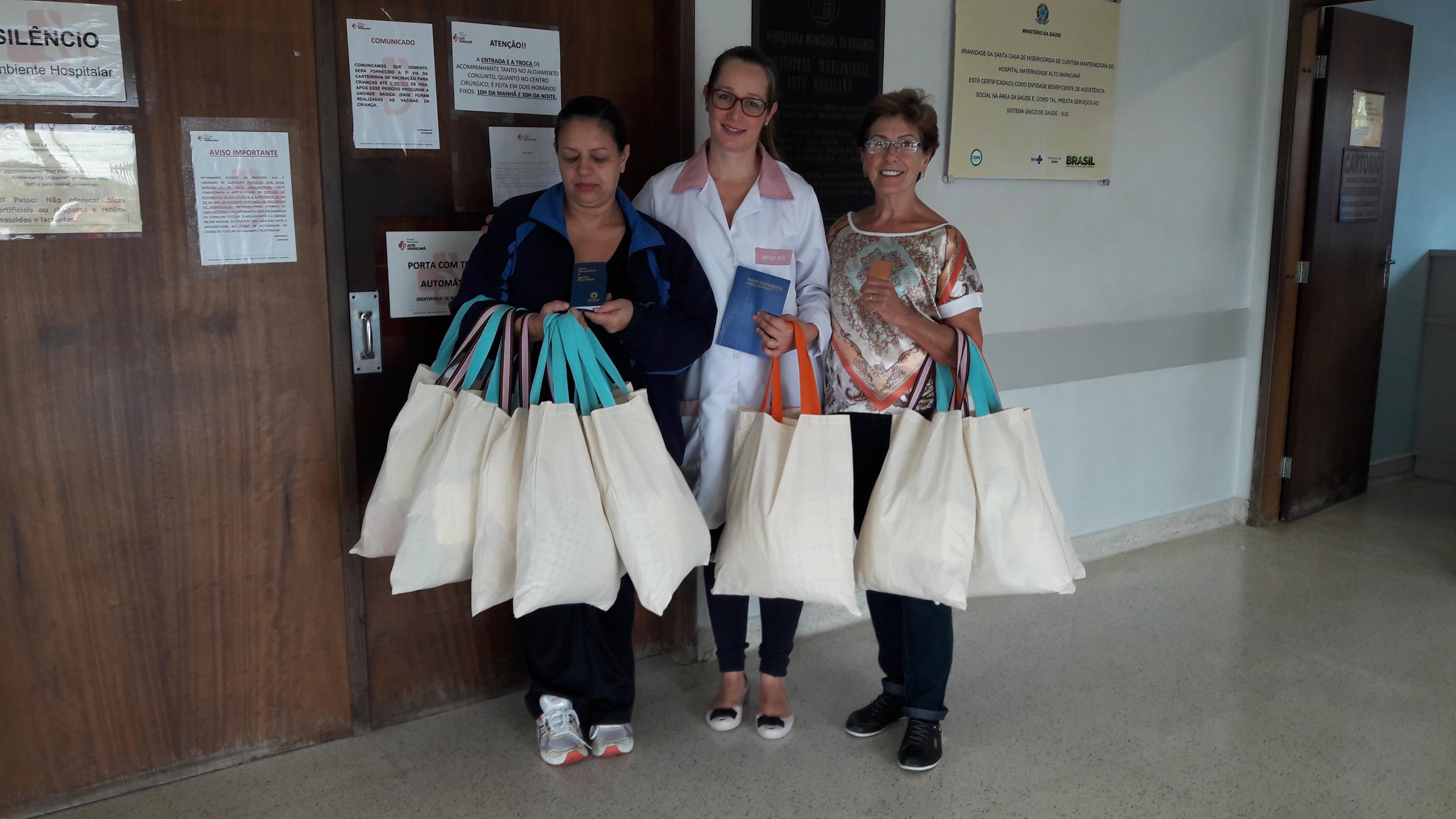 Mais famílias são atendidas pelo programa Enxoval Solidário