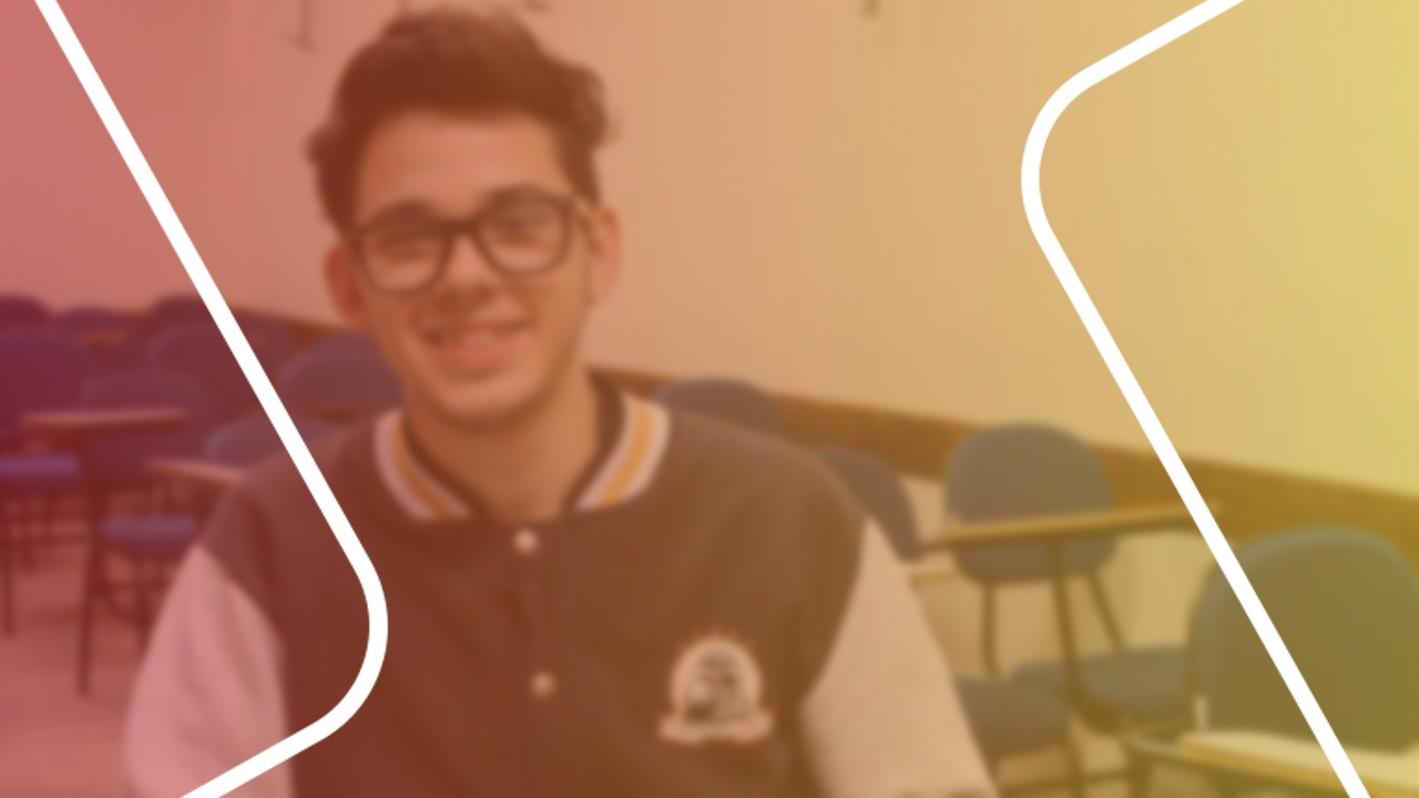 Depoimento de aprendiz | Luan Alves