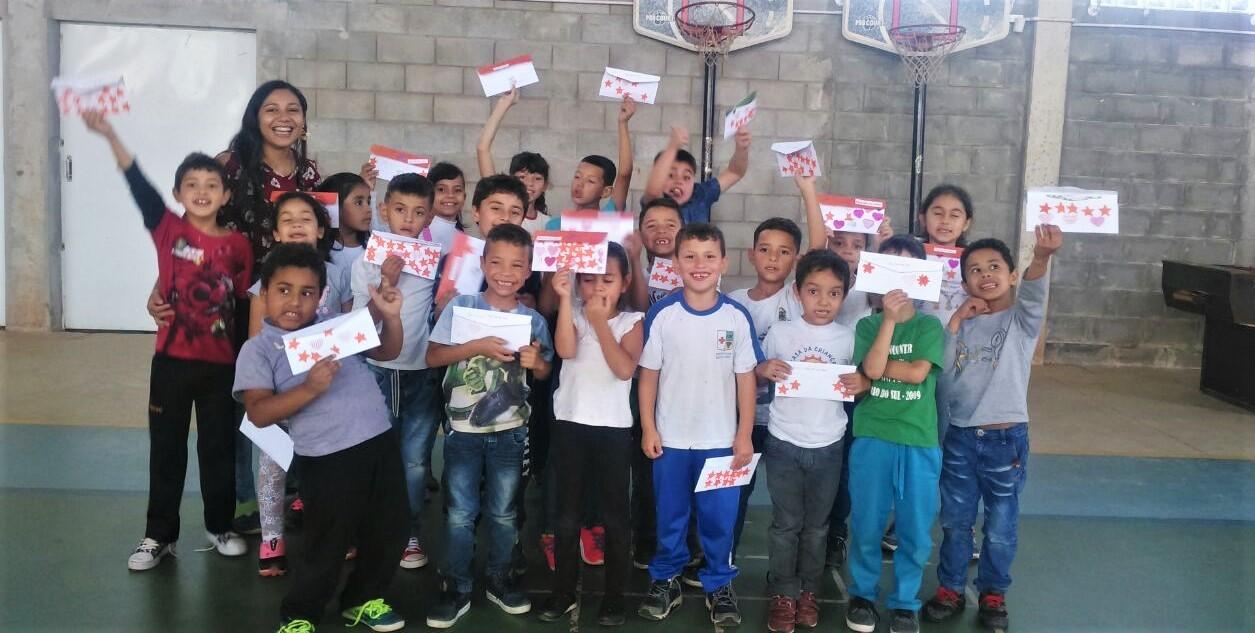 Projeto Educa contou com atividades especiais para as 80 crianças no primeiro semestre