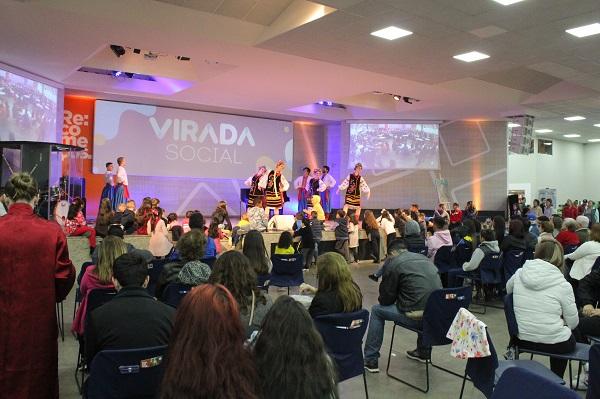 Virada Social 2018 fez sucesso e contribuiu com projetos sociais