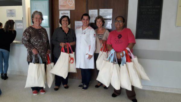 Mães ganham enxoval gratuito em maternidade de Colombo