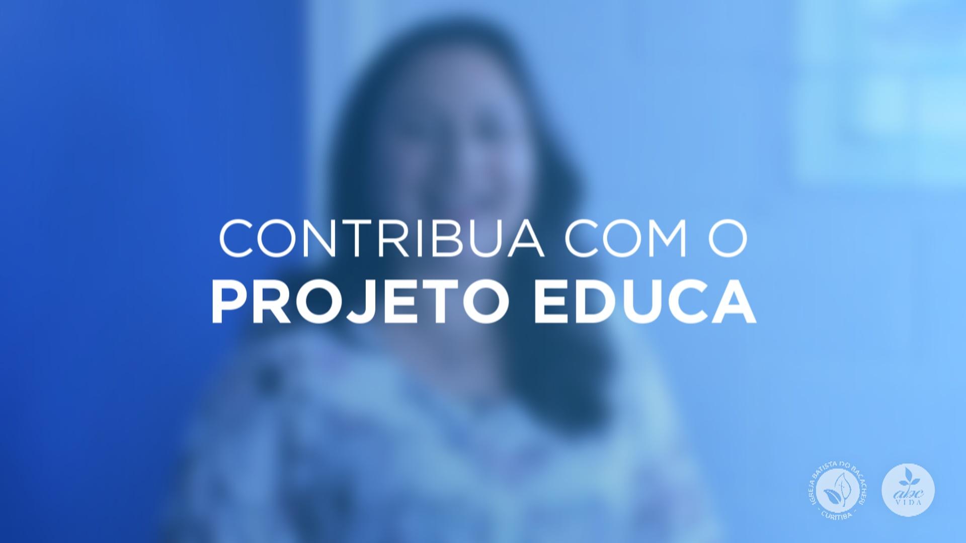 Depoimento Projeto Educa #1 | Renata