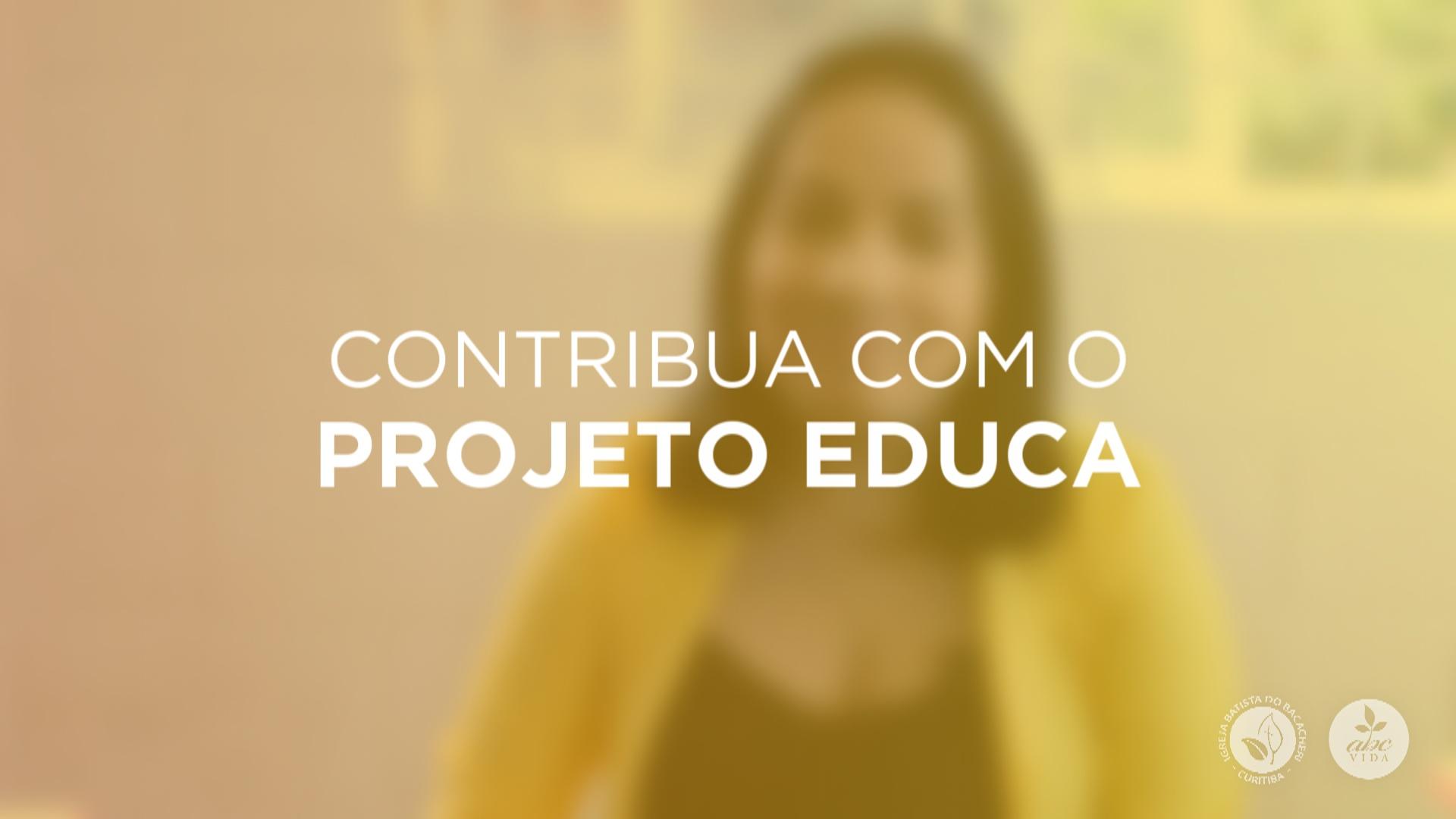 Depoimento Projeto Educa #2 | Ana Carolina