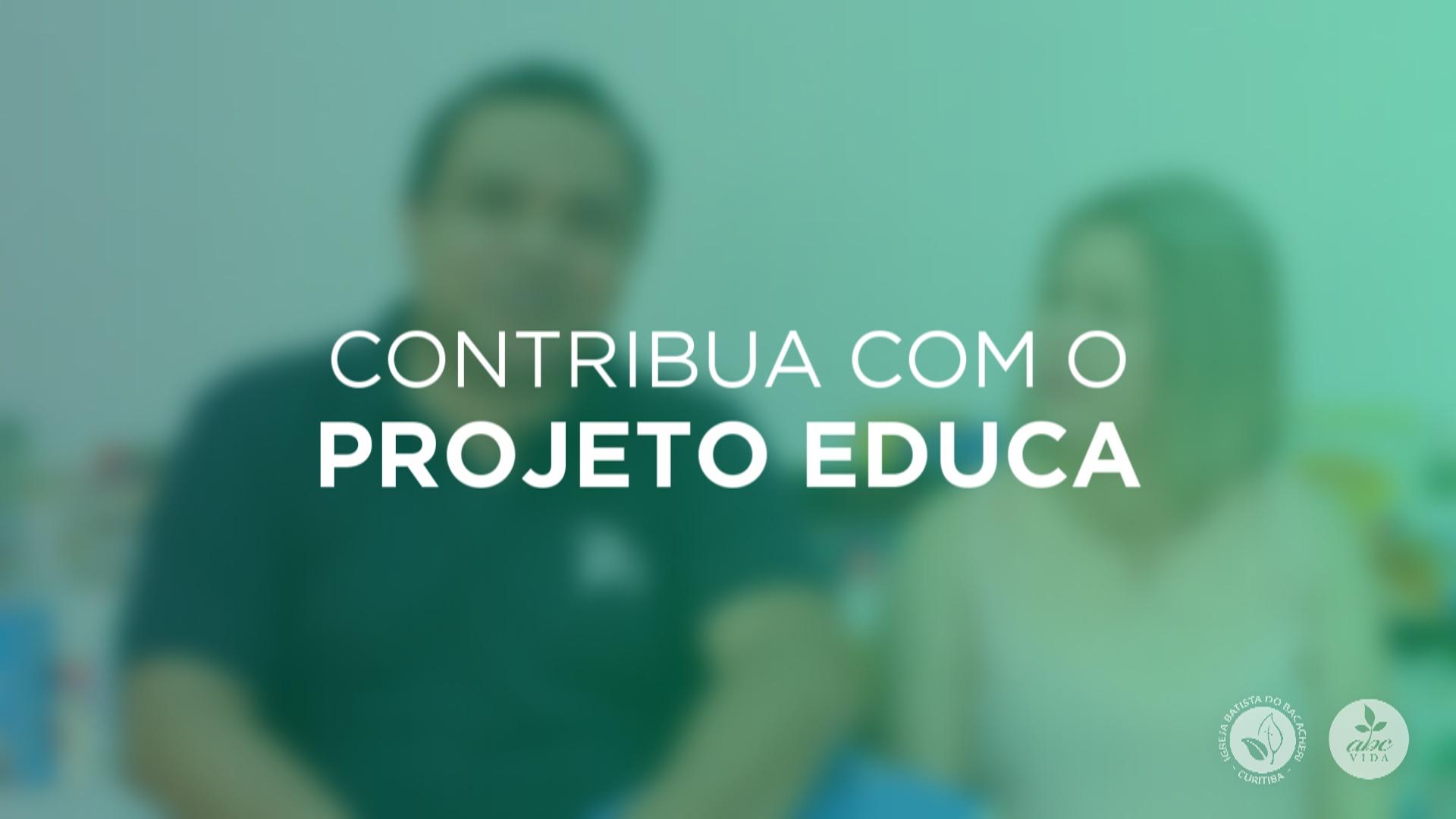 Depoimento Projeto Educa #3 | Mazinho